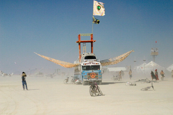 Nevada「2003 Burning Man Festival」:写真・画像(11)[壁紙.com]