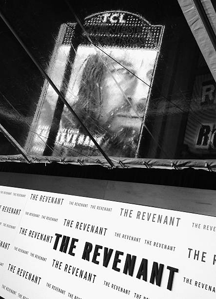 "An Alternative View Of The Premiere Of 20th Century Fox And Regency Enterprises' ""The Revenant"":ニュース(壁紙.com)"