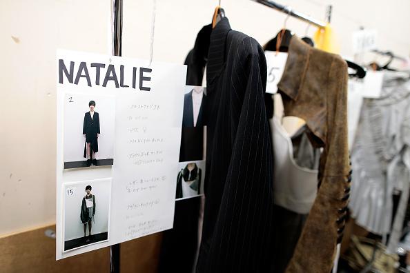 Yuya Shino「Anne-Sofie Madsen S/S 2017 Collection - Backstage - Amazon Fashion Week TOKYO」:写真・画像(16)[壁紙.com]