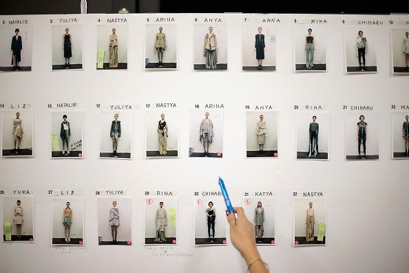 Yuya Shino「Anne-Sofie Madsen S/S 2017 Collection - Backstage - Amazon Fashion Week TOKYO」:写真・画像(13)[壁紙.com]