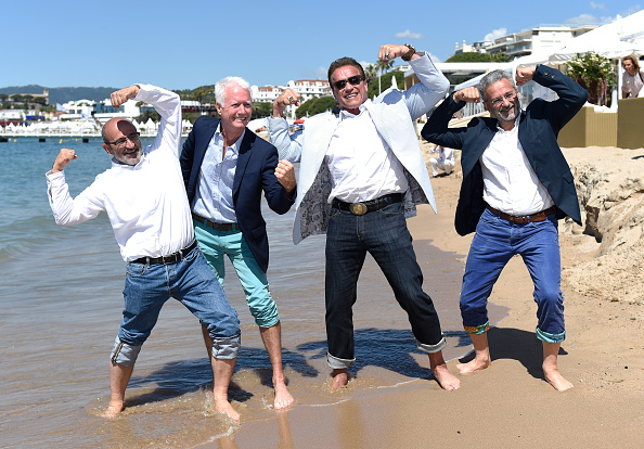Topix「Arnold Schwarzenegger and Jean-Michel Cousteau Photocall for 'Wonders of the Sea 3D'」:写真・画像(2)[壁紙.com]