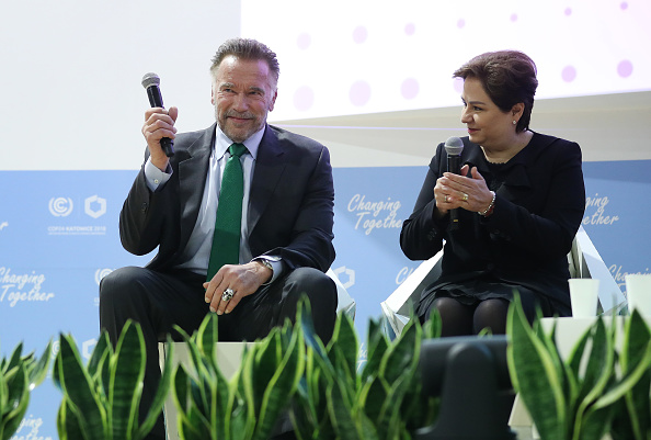 Panel Discussion「COP 24 United Nations Climate Conference Opens In Poland」:写真・画像(3)[壁紙.com]