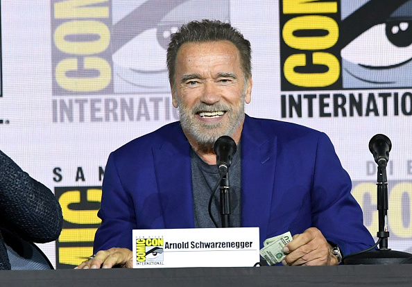"Comic con「2019 Comic-Con International - ""Terminator: Dark Fate"" Panel」:写真・画像(16)[壁紙.com]"