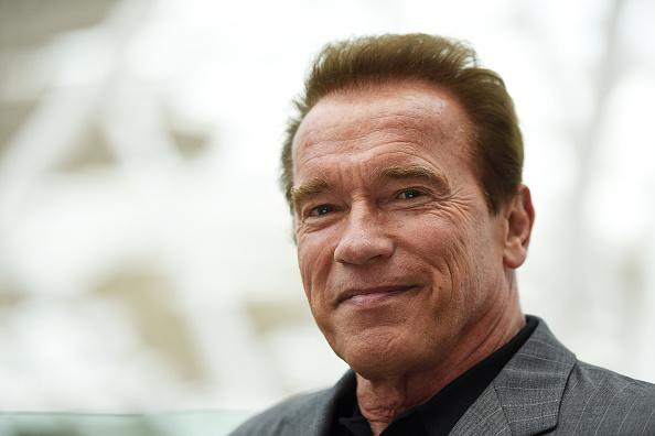 Arnold Schwarzenegger「Terminator Genisys Fan Footage Event」:写真・画像(5)[壁紙.com]