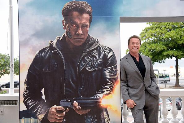 Arnold Schwarzenegger「Terminator Genisys Latin American Press Junket」:写真・画像(17)[壁紙.com]