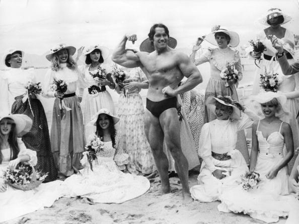 Cannes International Film Festival「Arnold Schwarzenegger」:写真・画像(10)[壁紙.com]