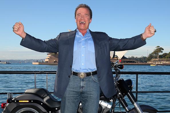 "Arnold Schwarzenegger「""Terminator Genisys"" - Sydney Photo Call」:写真・画像(6)[壁紙.com]"