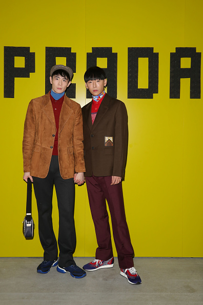 Milan「Prada -Arrivals and Front Row: Milan Fashion Week Fall/Winter 2019/20」:写真・画像(1)[壁紙.com]