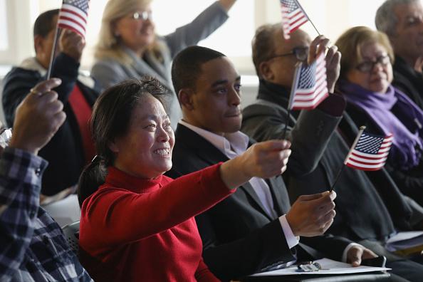 アメリカ合州国「Immigrants Naturalized As US Citizens Despite Government Shutdown」:写真・画像(12)[壁紙.com]