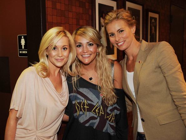 Jamie Lynn Spears「Music Builds: CMT Disaster Relief Concert - Backstage」:写真・画像(11)[壁紙.com]