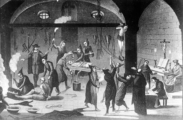 Religion「Inquisition Tortures」:写真・画像(18)[壁紙.com]