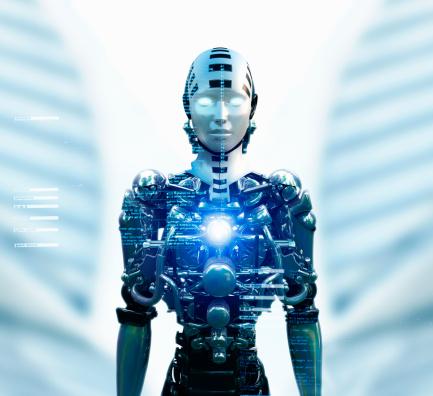 メカ「Robot online」:スマホ壁紙(7)