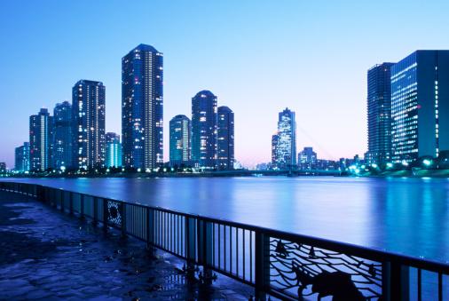 Tide「Tokyo Waterfront」:スマホ壁紙(18)