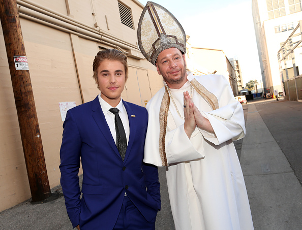 Human Role「The Comedy Central Roast Of Justin Bieber - Red Carpet」:写真・画像(11)[壁紙.com]