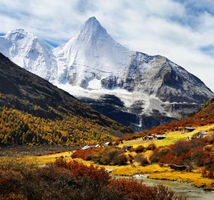 自然美「Daocheng,Sichuan,China」:スマホ壁紙(19)
