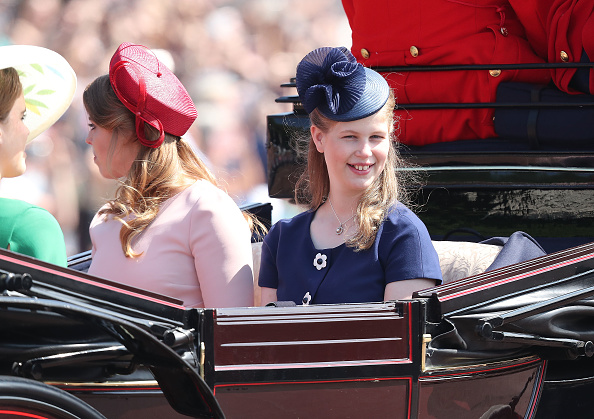 Lady Louise Windsor「HM The Queen Attends Trooping The Colour」:写真・画像(17)[壁紙.com]