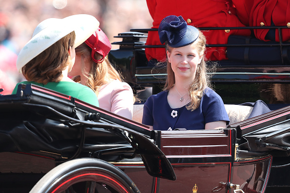 Lady Louise Windsor「HM The Queen Attends Trooping The Colour」:写真・画像(5)[壁紙.com]
