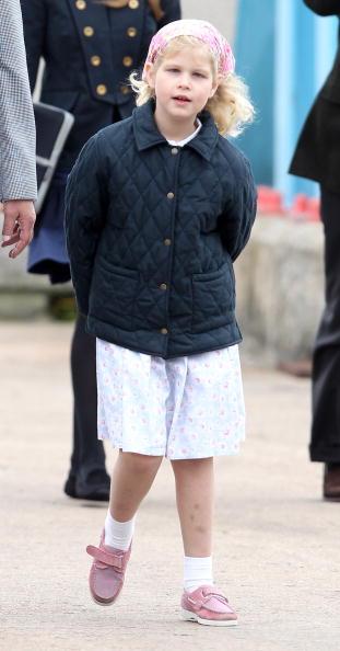 Lady Louise Windsor「The Royal Family Disembark The Hebridean Princess」:写真・画像(2)[壁紙.com]