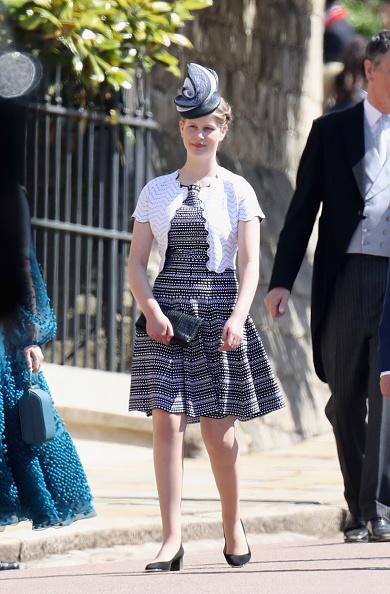 Lady Louise Windsor「Prince Harry Marries Ms. Meghan Markle - Windsor Castle」:写真・画像(19)[壁紙.com]