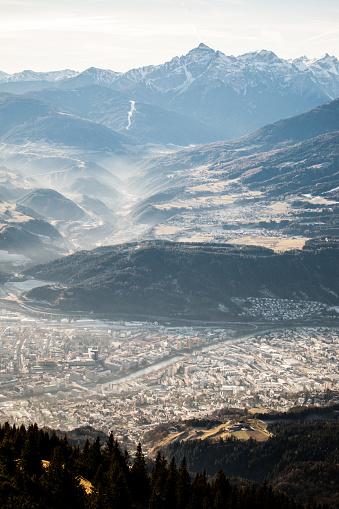 北チロル「Innsbruck, Austria」:スマホ壁紙(10)