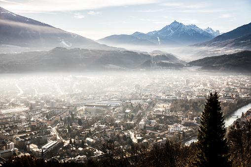 北チロル「Innsbruck, Austria」:スマホ壁紙(12)
