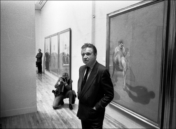 Artist「Francis Bacon And Triptych」:写真・画像(13)[壁紙.com]