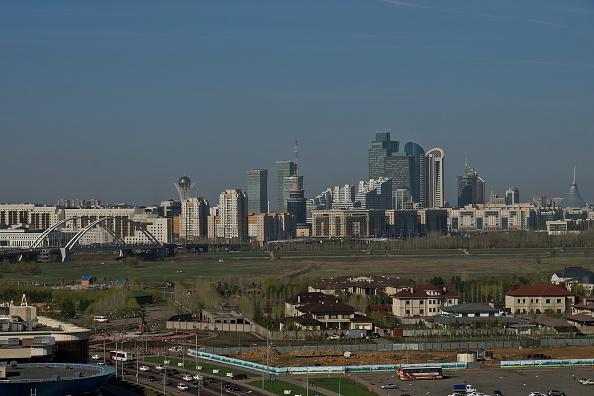 Urban Skyline「Astana」:写真・画像(4)[壁紙.com]
