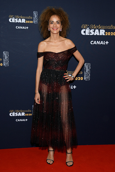 Maroon「Red Carpet Arrivals - Cesar Film Awards 2020 At Salle Pleyel In Paris」:写真・画像(10)[壁紙.com]