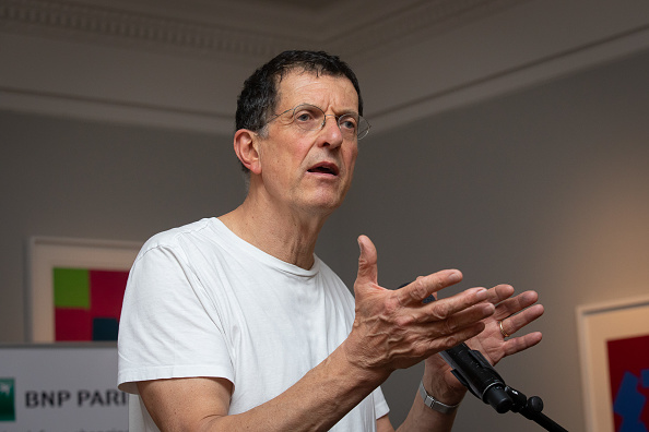 Antony Gormley「BNP Paribas AccessArt25 Event For Antony Gormley」:写真・画像(11)[壁紙.com]