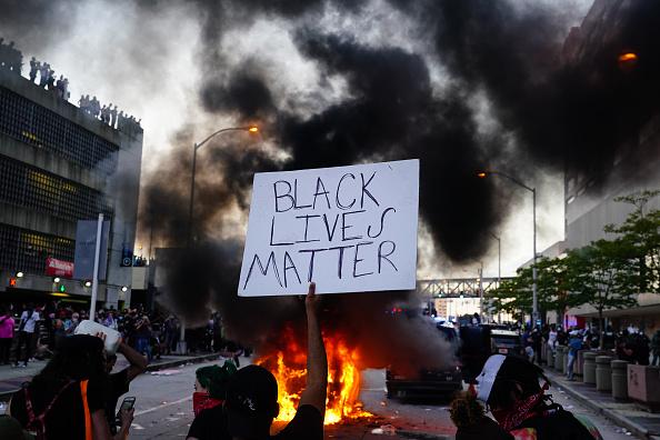 Social Justice - Concept「Atlanta Protest Over Police Custody Death Of George Floyd」:写真・画像(5)[壁紙.com]