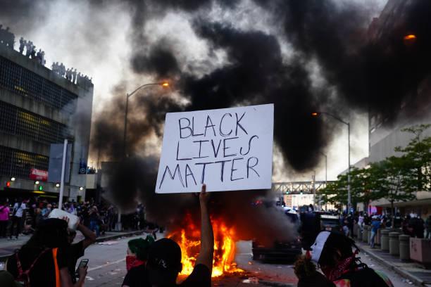 Atlanta Protest Over Police Custody Death Of George Floyd:ニュース(壁紙.com)