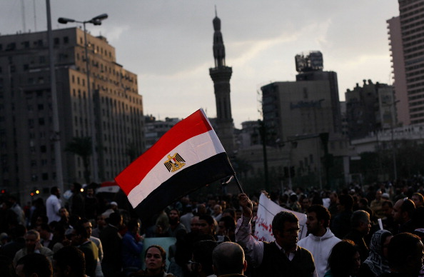 Egypt「Anti Government Protesters Take To The Streets In Cairo」:写真・画像(16)[壁紙.com]