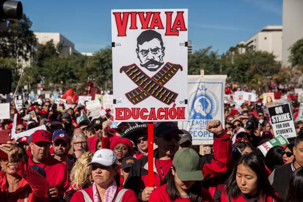 Los Angeles Teachers Reach Tentative Strike Settlement:ニュース(壁紙.com)