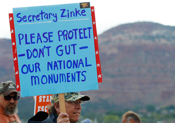 Utah「Two Utah National Monuments Under Review By Department Of Interior」:写真・画像(7)[壁紙.com]