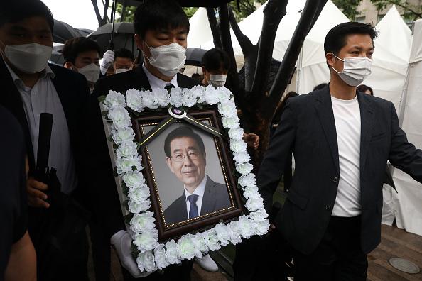 Mayor「Seoul Mayor Park Won-soon Found Dead After Sexual Harassment Complaint」:写真・画像(3)[壁紙.com]
