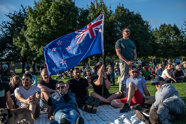 Participant「Christchurch Mourns After Worst Mass Shooting In New Zealand's History」:写真・画像(15)[壁紙.com]