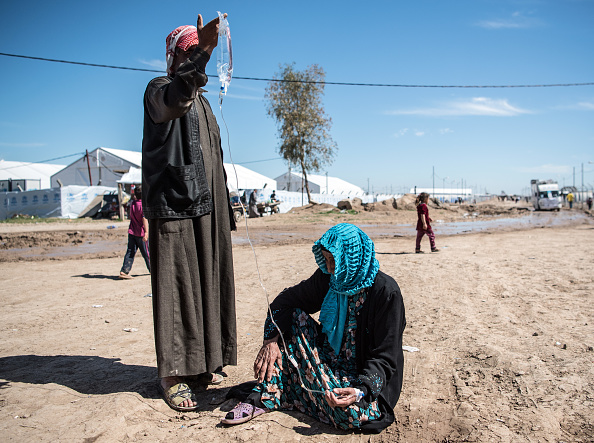 Waiting「Thousands Displaced As The Fight Against ISIS In Mosul Continues」:写真・画像(10)[壁紙.com]