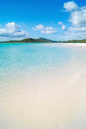 Shallow「Australia, Queensland, Whitehaven Beach」:スマホ壁紙(14)