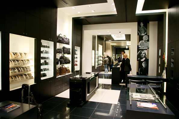 Clothing Store「Montblanc Hamburg」:写真・画像(8)[壁紙.com]