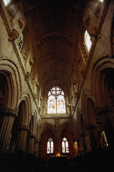 Architectural Feature「Rosslyn Chapel」:写真・画像(17)[壁紙.com]