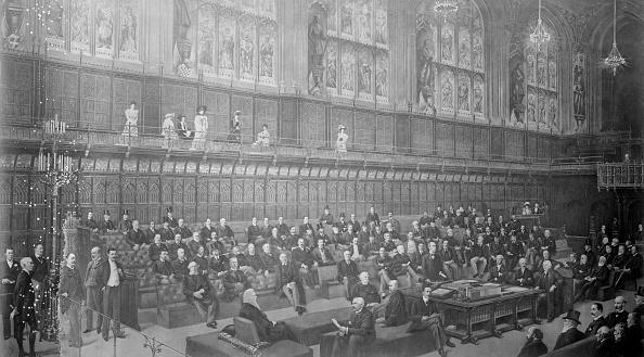 Reinhold Thiele「House Of Lords」:写真・画像(18)[壁紙.com]