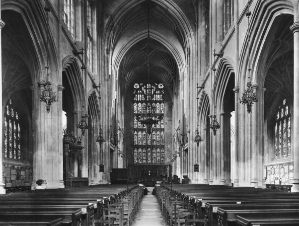 Church「Bath Abbey Interior」:写真・画像(11)[壁紙.com]