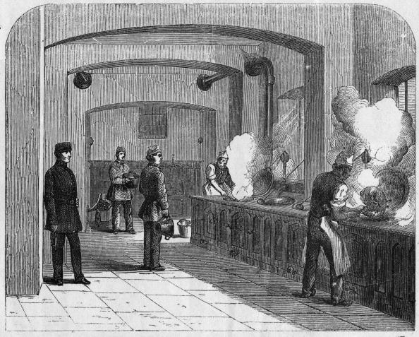 Oven「Holloway Prison」:写真・画像(17)[壁紙.com]