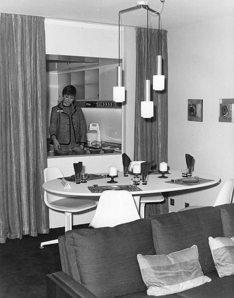 Dining Room「Barbican Flat」:写真・画像(16)[壁紙.com]
