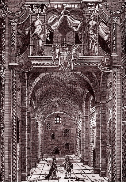 Renaissance「The Duke's Theatre, Portugal Street, London  (interior)」:写真・画像(10)[壁紙.com]