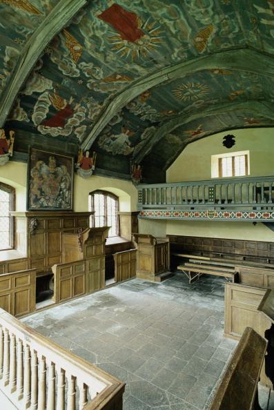 Architectural Feature「Gwydyr Uchaf Chapel」:写真・画像(4)[壁紙.com]
