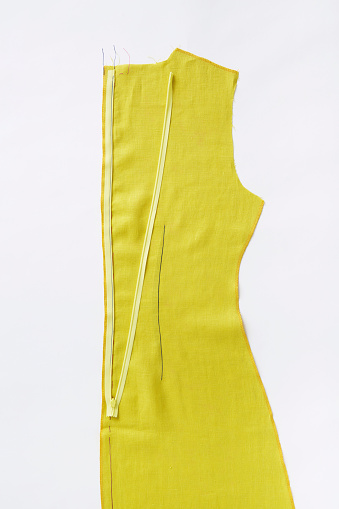 Yellow Dress「Dress pattern」:スマホ壁紙(1)