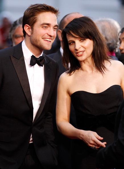 ロバート・パティンソン「'Cosmopolis' Premiere - 65th Annual Cannes Film Festival」:写真・画像(4)[壁紙.com]