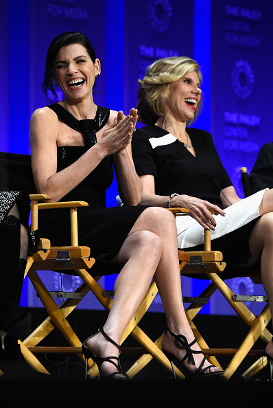 "Paley Center for Media「The Paley Center For Media's 32nd Annual PALEYFEST LA - ""The Good Wife"" - Inside」:写真・画像(11)[壁紙.com]"