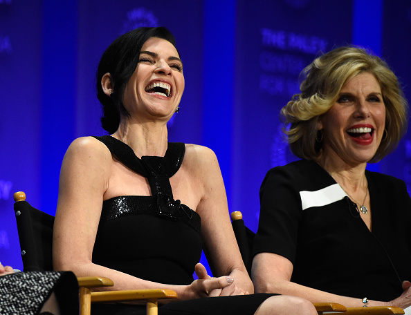 "Paley Center for Media「The Paley Center For Media's 32nd Annual PALEYFEST LA - ""The Good Wife"" - Inside」:写真・画像(12)[壁紙.com]"